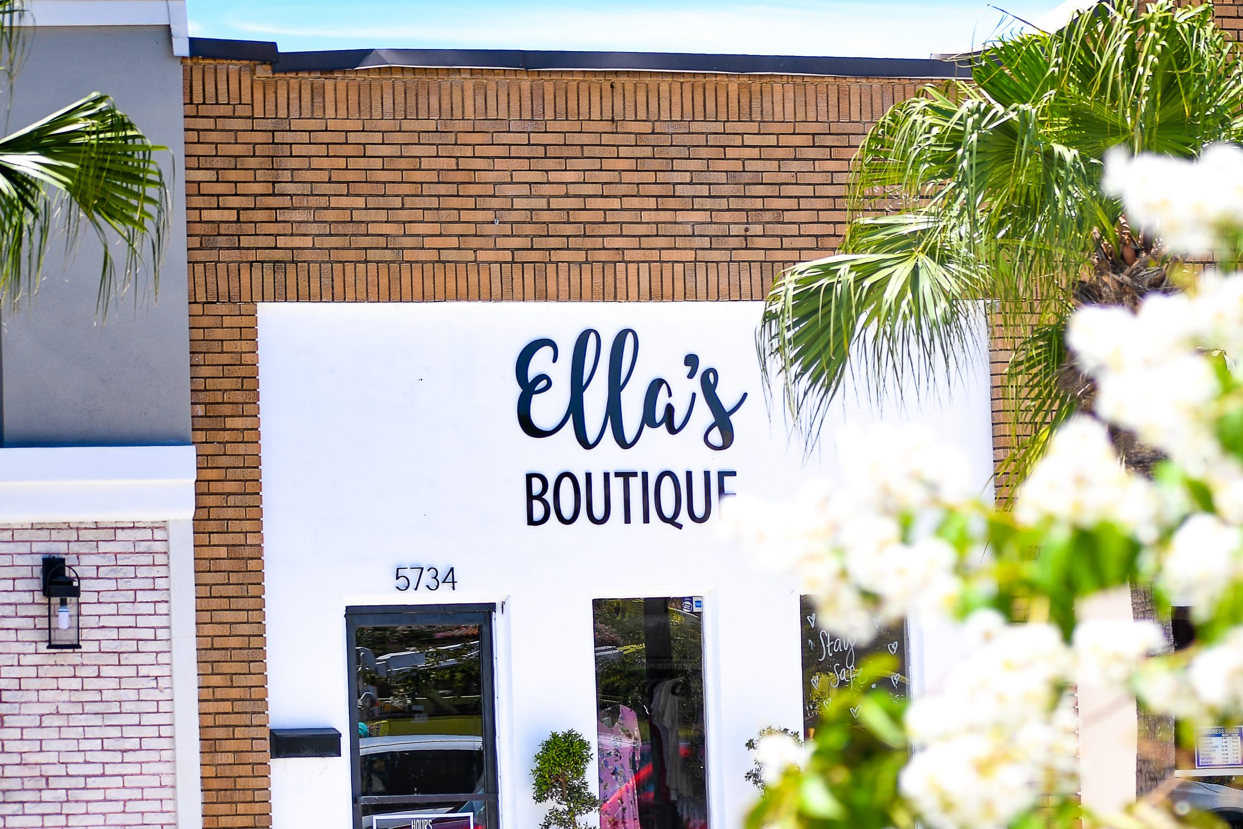 Ella's Boutique Combines Southern Charm and Hospitality