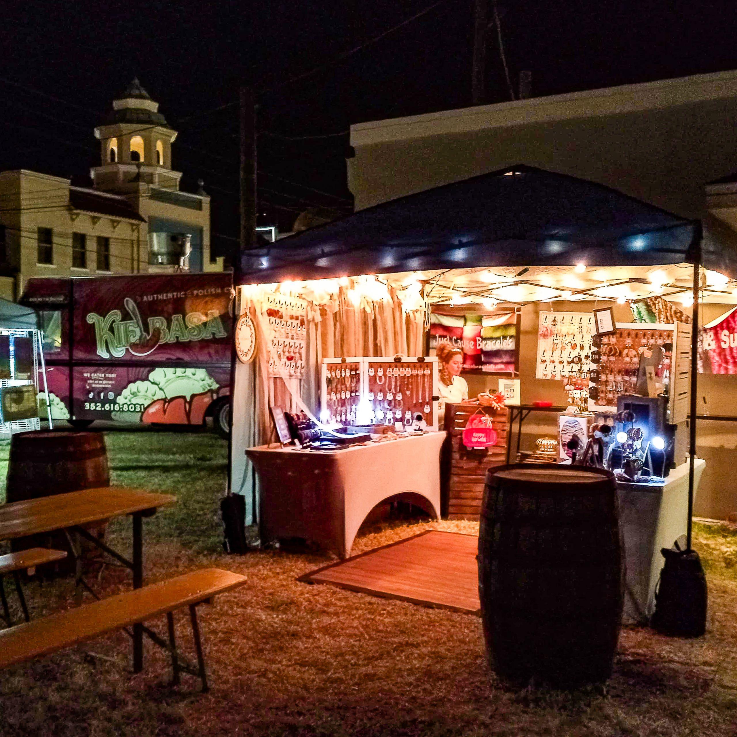 Backyard Market Becomes Impromptu Business Incubator