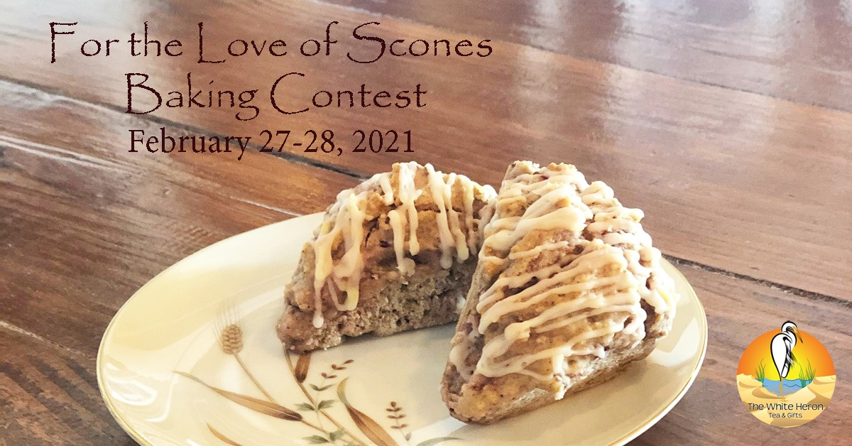 For the Love of Scones Baking Contest