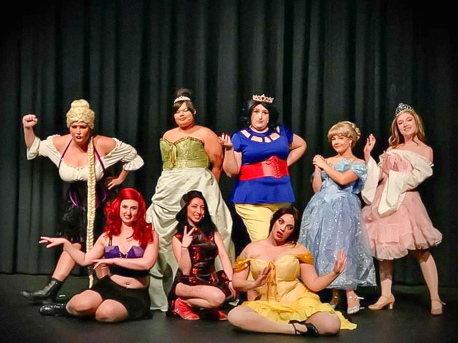 Disenchanted is a Smash Hit at the RST