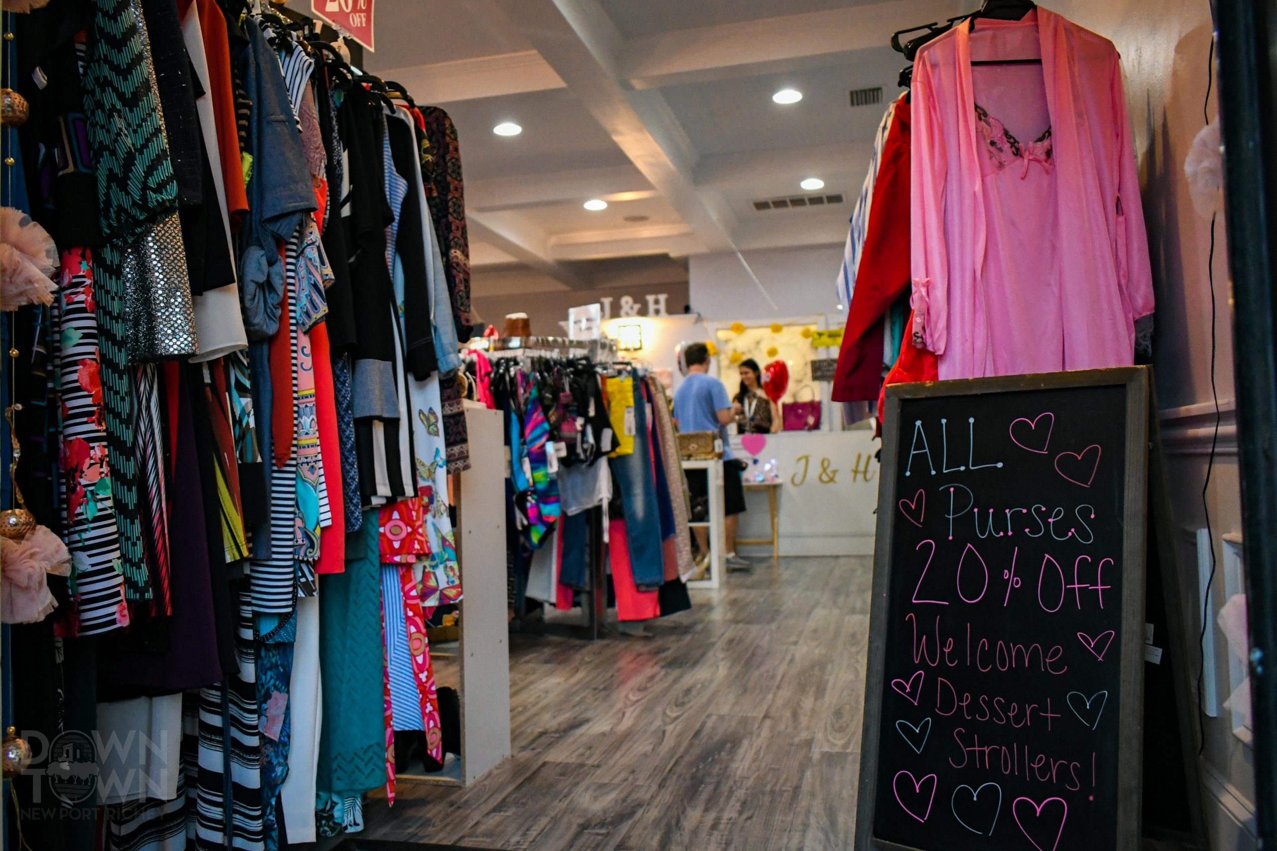 Mother-Daughter Team Brings Consignment Dream to Life